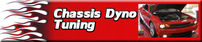 Chassis dyno tuning for top engine performance
