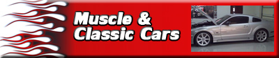 Muscle car service and maintenance